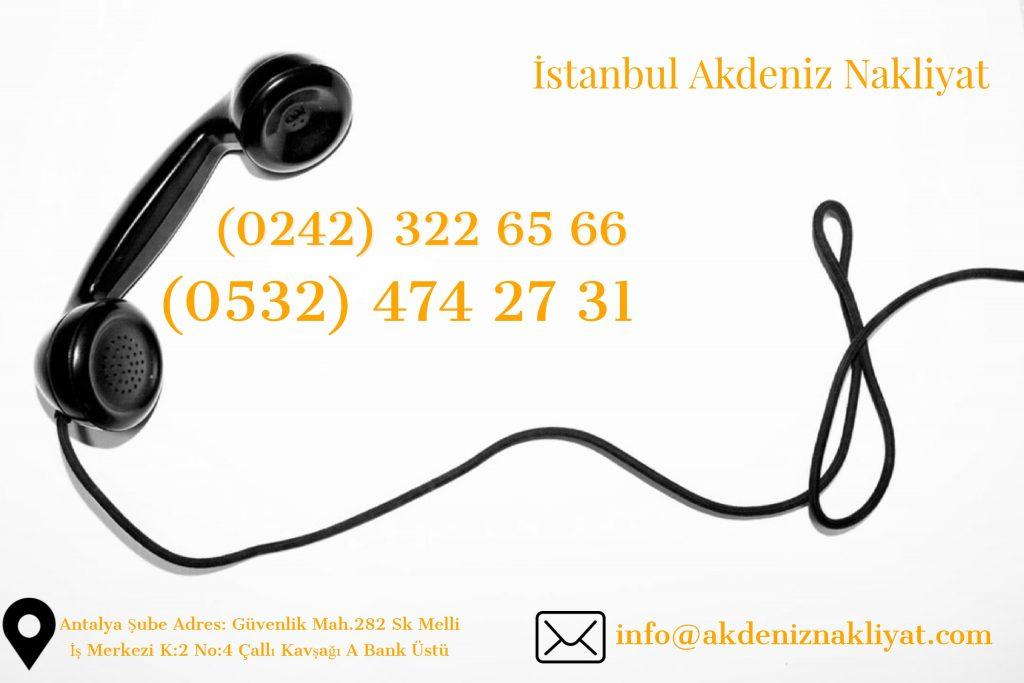Antalya nakliyat firmaları