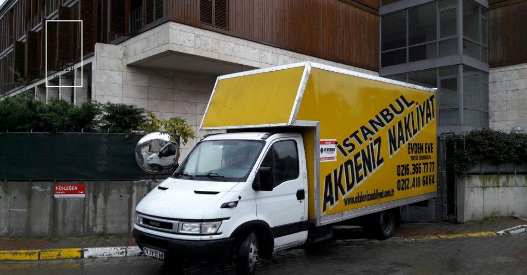 İstanbul Antalya evden eve nakliyat