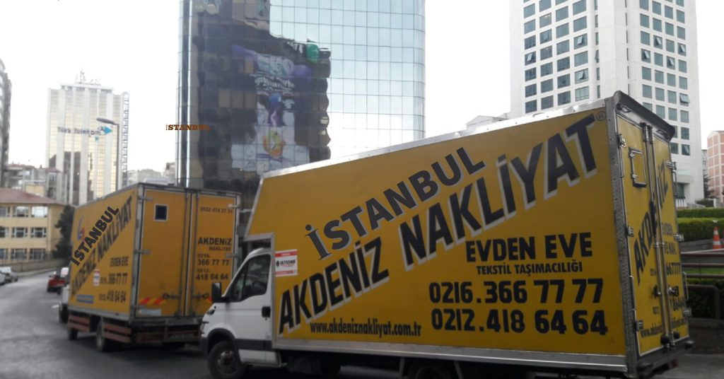İstanbul rezidans taşımacılık
