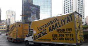İstanbul asansörlü taşıma firmaları