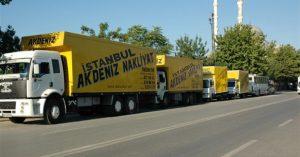 İstanbul şehir içi evden eve nakliyat