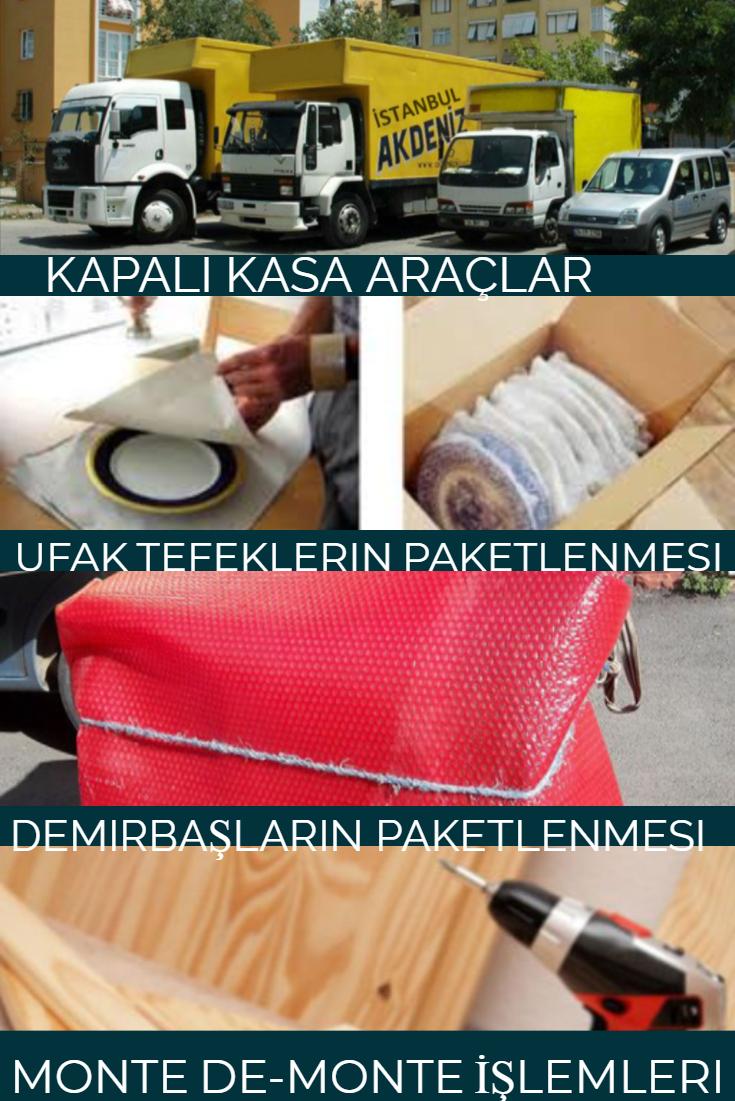 Antalya Döşemealtı Nakliyat
