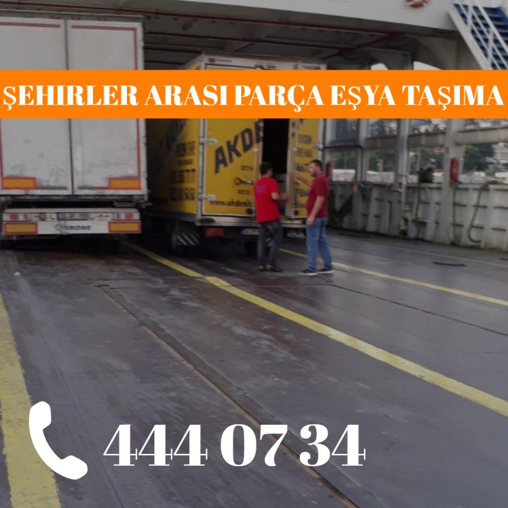 İstanbul Gaziantep nakliye